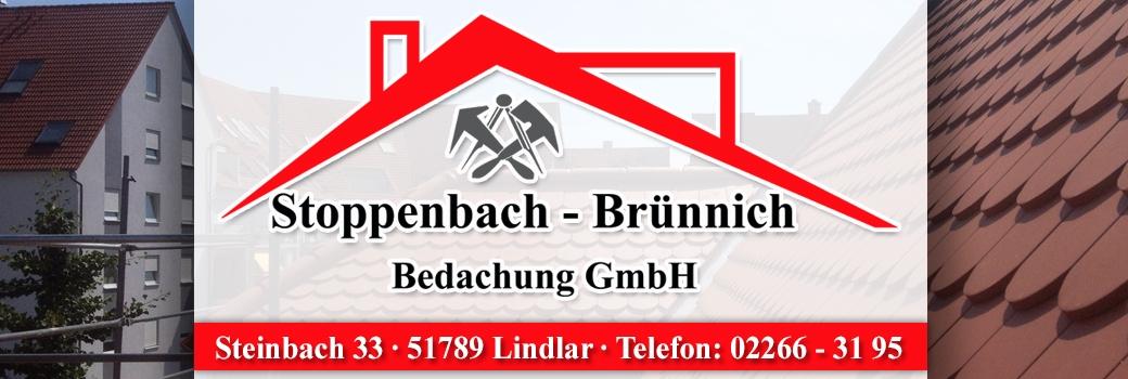 Dachdecker Stoppenbach & Brünnich GmbH aus Lindlar
